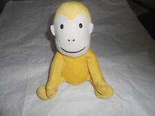 Monchhichi ? Sekiguchi yellow monkey 8' tan face dick bruna plush hands