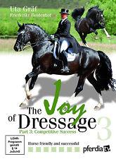 The Joy of Dressage,Vol.3 Uta Graf & Friederike Heidenhof - DVD