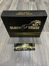 5x black horse honey Miel Livraison Suivie Gratuite Et Rapide !!!