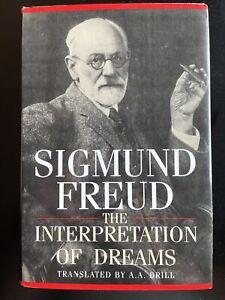 The Interpretation of Dreams by Sigmund; Brill, A. A. (trans.) Freud (Hardcover)
