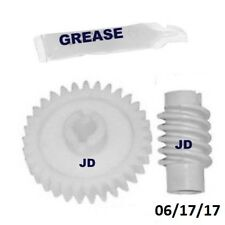 Garage Door Opener Drive Gear + Worm For Sears Chamberlain LiftMaster 41A5021