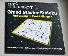 GRAND MASTER SUDOKO    PC-CD