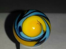 Winlock Marbles(Vintage)Handmade Glass Marble Size .61