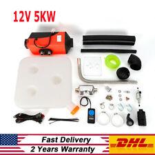 Air Diesel Parking Heater Kit For vans&all kinds of other vehicles 12V 5Kw Dhl