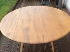 Ercol Dining Room Table & Chair Sets with Drop Leaf