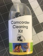Memorex Camcorder Cleaning Kit Incl. LensPro Cleaning Pen OptiCloth Dust Blower
