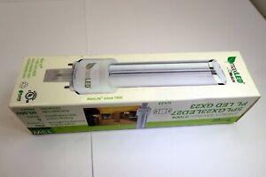 MAXLITE MAXLED 13W  5PLGX23LED27 LED LAMP FREE 450 lumen 5W
