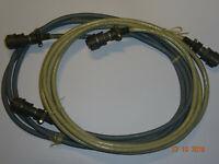 Sonderpreis 2 Stück 7-poliges Verbindungskabel Bu-Bu, z.B. KSG1300 : RFT / FWB