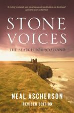Stone Voices: The Search for Scotland by Neal Ascherson Paperback Book The Fast