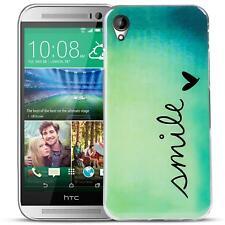 Handy Tasche HTC Desire 728g Schutz Hülle Silikon Cover Backcover Bumper Case