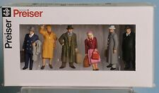 Preiser 65366, Spur 0  1:43,5 / 1:45, Stehende Reisende, standing Passengers
