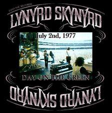 LYNYRD SKYNYRD  LIVE DAY ON THE GREEN IN OAKLAND.CA  1977 JULY 2nd LTD CD