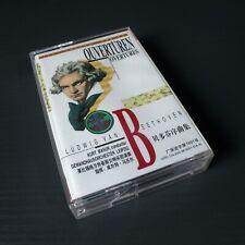 Ludwig Van Beethoven: Ouvertüren Overtures CHINA Import Cassette #0905