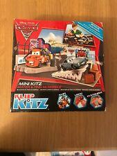 Disney Pixar Cars Mini Kitz Master Finn McMissile