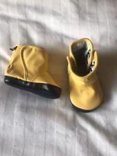 jojo maman bebe waterproof Boots 0-6 Months