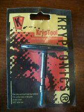 """New Old Stock Kryptonics KrypTool inline skate Bearings Tool 5/32"""" Allen Key"""