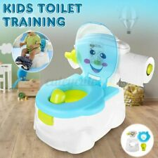 Us Baby Toddler Kids Potty Training Toilet Seat Potty Trainer Removable Portable