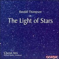 Randall Thompson: The Light of Stars, New Music