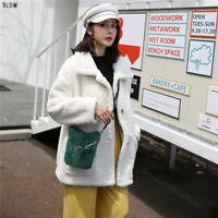 Sweet Lady Real Mink Fur Bucket Bags Women Genuine Cowhide Handbag Shoulder Bags