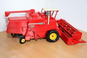 Britains Farm Massey Ferguson Combine Harvester