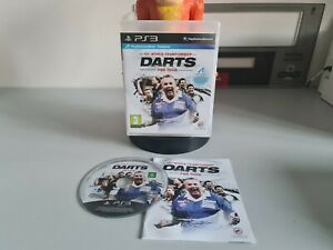 PDC World Championship Darts Pro Tour Playstation 3 PS3 Complete PAL