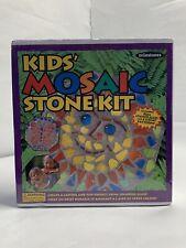 Kids Mosaic Stone Kit / Milestones / Factory Sealed