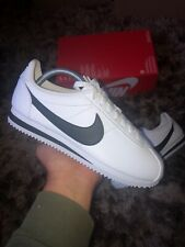 "Nike Classic Cortez Leather UK 7 ""White/Black"" EU 41"