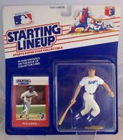 1988  PETE O'BRIEN - Starting Lineup Baseball Figure & Card - TEXAS RANGERS