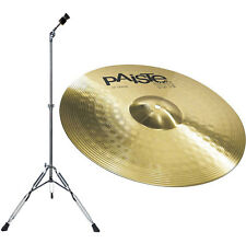 PAISTE 101 Brass 16 Crash + supporto pelvico appena lyd-25
