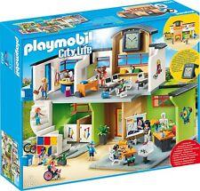 Playmobil 9453  Große Schule mit Einrichtung Neu & OVP
