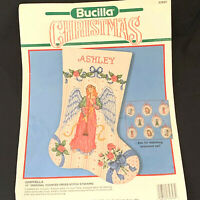 Bucilla Gabriella Cross Stitch Pattern Only 82828