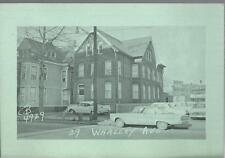 1960's REAL ESTATE 4 X 6 PHOTO, 29 WHALLEY AVENUE, NEW  HAVEN, CONN