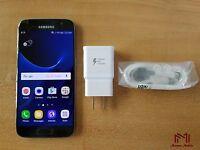 Samsung Galaxy S7 | AT&T | Grade B | Factory Unlocked | Black Onyx |