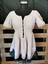 Blusa señora túnica Odd Molly-talla 1 = 36-Apricot negro super Estado