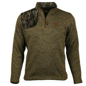 Mossy Oak Gamekeeper Wing Shooter Pull Over 3XL NWT