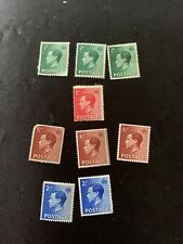 Stamps Great Britain 1936 King Edward Viii