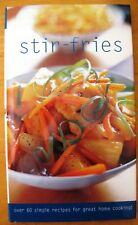 Stir-Fries by Hamlyn. Over 60  simple recipes for great home cooking! Hardback!