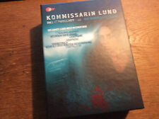 Kommissarin Lund - Die komplette Serie / Staffel 1 2 3 [21 DVD +1 CD] Soundtrack