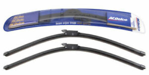 Genuine ACDelco Front Wiper Blades for Holden Commodore VE VF 2006-Current