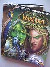 2 Bücher World of Warcraft Borning Crosade