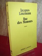 RUE DES MAMOURS  Jacques Lanzmann