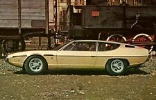1969 Lamborghini Espada Bertone Factory Photo J6661