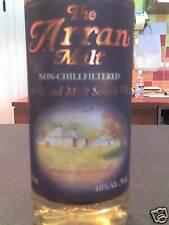 WHISKY ARRAN 7 ANNI NON-CHILLFILTERED
