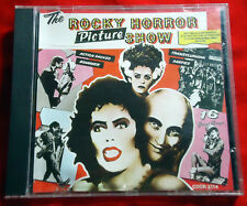 The Rocky Horror Picture Show - 14 Tracks Soundtrack CD - 1989 - Green Line Reco