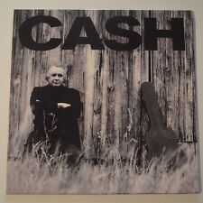 JOHNNY CASH - UNCHAINED - REISSUE LP