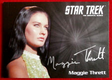 STAR TREK TOS 50th - MAGGIE THRETT as Ruth - VERY LIMITED Autograph Card