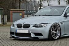 For BMW E92 E93 Front Bumper Lip Cup Skirt Lower spoiler Chin Valance Splitter