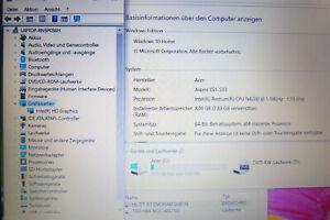 Acer ES15 15 Zoll FULLHD l 8GB RAM l Windows 10 l 1TB HDD l QUAD CORE HDMI FHD