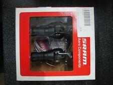 SRAM AERO SL-500 Alloy TT/Tri F&R Shifter Set, For Red/Force/Rival/Apex 2x10 Spd