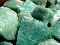 GREEN QUARTZ AVENTURINE - Rough Rock Gem Mineral